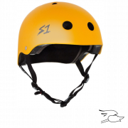 casco s-one mini lifer citrus matte