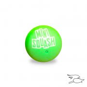 bola dunlop squash comp mini green unidad