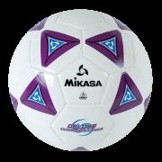balon mikasa futbol deluxe #4 purple-blue-white ss40-p