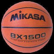 balon mikasa basketball ultra grip composite rubber bx1500