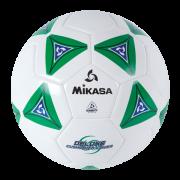 balon mikasa futbol deluxe #5 green-white ss50-g