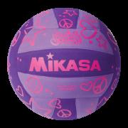 balon mikasa volleyball squish purple vsv106-pur