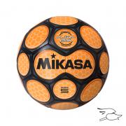 balon mikasa futbol sar #5 black-orange sar50-bko
