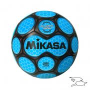 balon mikasa futbol sar #5 black-blue sar50-bkb