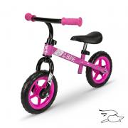 bicicleta zycom kids balance bike pink-purple