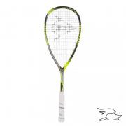 raqueta dunlop squash hyperfibre+ revelation 125