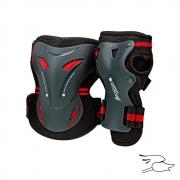 proteccion bone shieldz tarmac 360 jr. set x 2