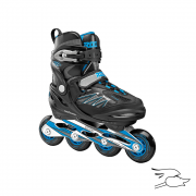patines roces moody 5.0 boy black-astro-blue