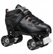 patines roller derby str seven black