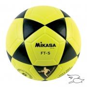 balon mikasa futbol goal master yellow-black