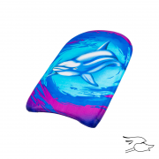tabla leader dolphin wave print