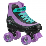 PATINES ROLLER DERBY FIRESTAR PURPLE-MINT-BLACK