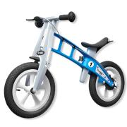 bicicleta mibicirino balance y equilibrio azul