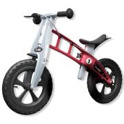 bicicleta mibicirino balance y equilibrio roja