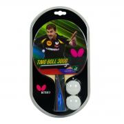 raqueta butterfly ping pong timo boll 3000