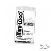 """tornillos mini logo 1 1/4"""" bulk"""
