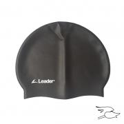 gorro leader medley racer jr. black