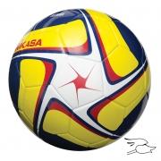 balon mikasa futbol flight #5 navy-yellow-white