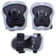 proteccion k2 junior pad set gray