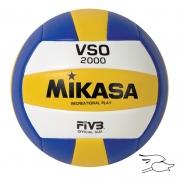balon mikasa volleyball recreacional vso2000