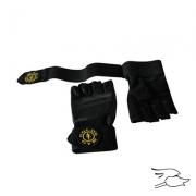 guantes goldâ´s gym soporte muã?eca                                                            à