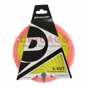 encordado dunlop s-gut 17g pink