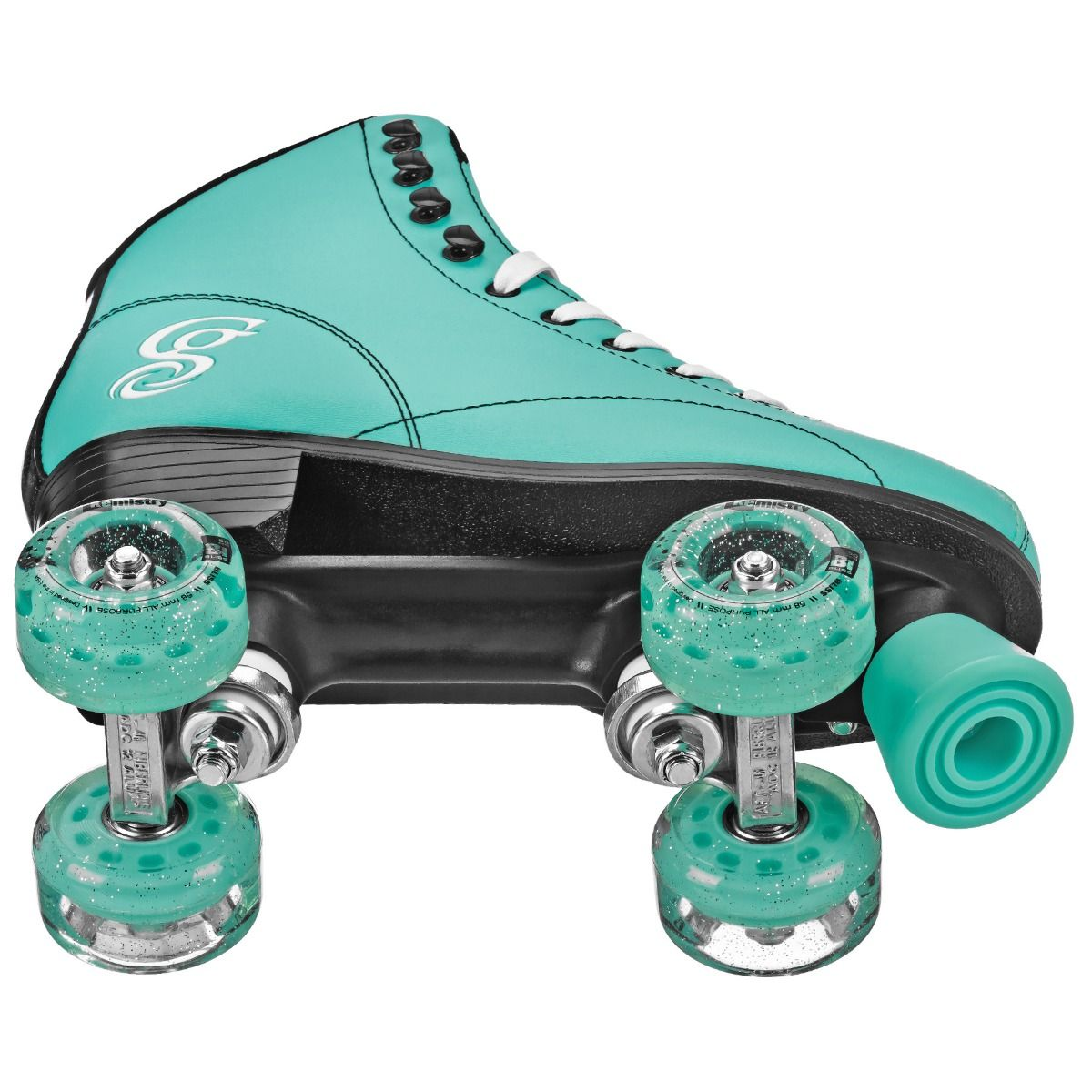 PATINES ROLLER DERBY CANDY SABINA MINT-BLACK