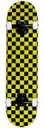 """monopatin krown rookie black-yellow checker 7.75"""""""
