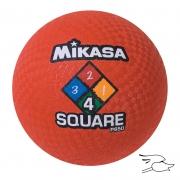 balon mikasa four square red p850