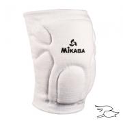 rodilleras mikasa volleyball advanced competition white sr