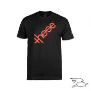 camiseta these logo black