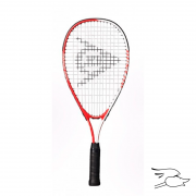 raqueta dunlop squash fun mini red