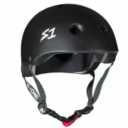 casco s-one mini lifer black matte
