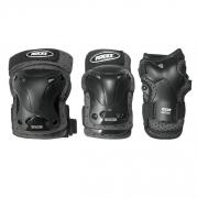 proteccion roces ventilated standard 3 pack black