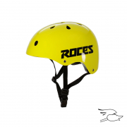 casco roces aggro yellow