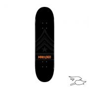 tabla mini logo maple 7 8.25 k15 quartermaster black