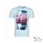 camiseta reef lifeâ´s short quive lib