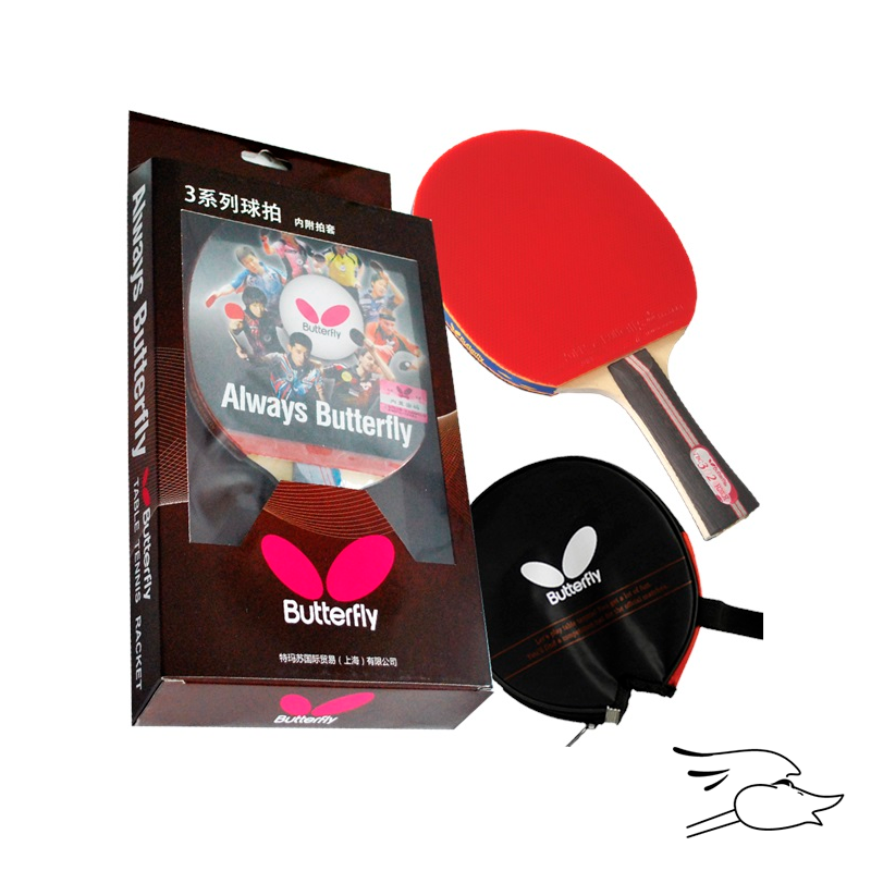 RAQUETA BUTTERFLY PING PONG BTY 302