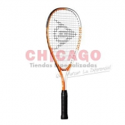raqueta dunlop squash play mini orange