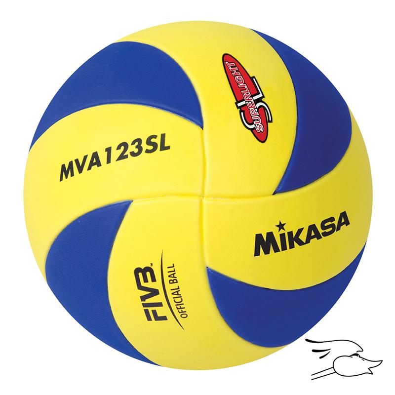 BALON MIKASA VOLLEYBALL SUPERLIGHT TRAINING MVA123SL