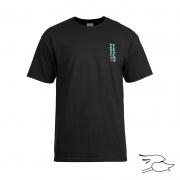 camiseta powell peralta dragon skull black