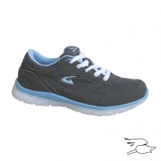 tennis dream seek 1941 girls grey-light blue