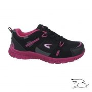 tennis dream seek 1922 girls black-fuchsia