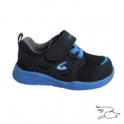 tennis dream seek 358 boys black-blue