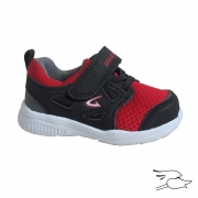 tennis dream seek 358 boys red-black