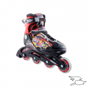 patines roces compy 5.0 black-red