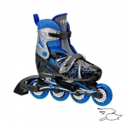 patines roller derby tracer boys