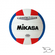 BALON MIKASA VOLLEYBALL COMPETITIVE CLASS RED-WHITE-BLUE VSL215USA