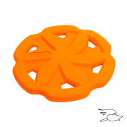 JUEGO LEADER FRISBEE FLOATING ORANGE