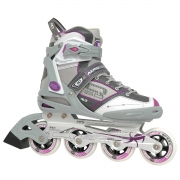 patines roller derby aerio q60 wom white-grey